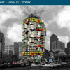 Adaptable Tower where building can move and shift as per your future requirement