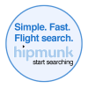 Hipmunk for fast flight search got VC funding
