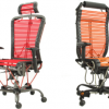World's First Ergonomic Exercise Chair For Working Professionals