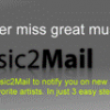 Use Music Notification Alerts &Never miss any new artists' albums