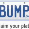 BUMP- Get connected with other people by license plate number