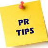 PR tips for your startups company