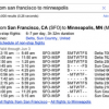 Plan your summer vacation with Google's new flight schedule search