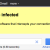 Malware Warning : Google Got Infected