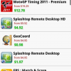 AppPlus would let you know about the latest price drops in  mobile apps