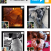 Pinweel is a free group photo sharing service