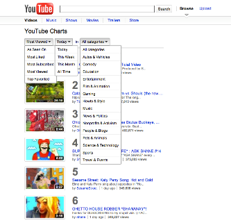 Now use youtube more easily in your own language