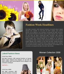 Download  Best Free Email Newsletter Templates