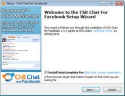 chit chat messenger