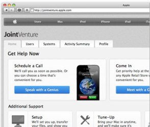 Use Apple's Joint Venture and run your business effectively